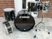 Sonor ProLite Maple Schlagzeug Snare