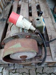 Starkstrom Motor Schleifmaschine