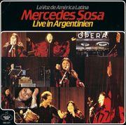 Mercedes Sosa - Live In Argentinien