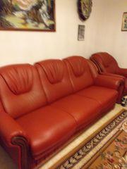 Sofa mit Schlaffunktion und zwei