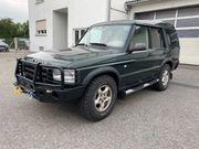 Land Rover Discovery ES V8