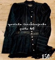 Original SPORTALM Trachtenjacke 40 Luxus
