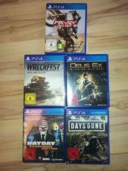 PS4 Spiele je 5 Euro
