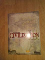 CIVILIZATION III 3 Bedienungsanleitung PC