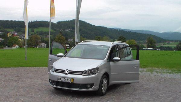 VW Touran 105ps noch Garantie