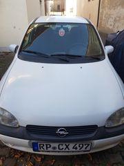 Opel Corsa RESERVIERT