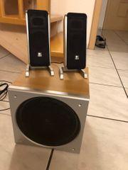 Logitech Z3 2 1 PC-Lautsprechersystem