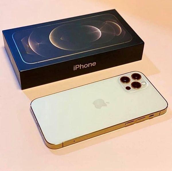 Apple iPhone 12 Pro Max - 256 GB - Pazifikblau
