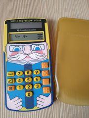 Little Professor Solar Taschenrechner