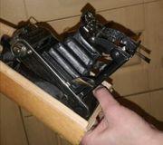 voigelländer photoapparat 1930mit leder Tasche