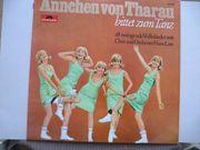 Schallplatte Hans Last - Ännchen von