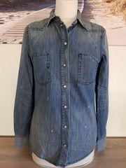 Tommy Hilfiger Jeans Bluse Gr