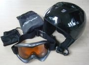 Kinder Skihelm Carrera Gr 53-56