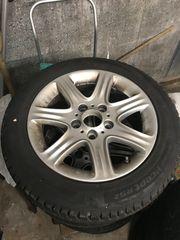 Alufelgen inkl Reifen