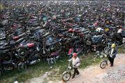 zweirad entsorgung roller mofa motorrad