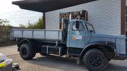 LKW Scania Vabis L110 Kipper