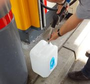 AdBlue Tankstellen Adapter
