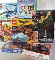 Diverse LEGO Sets - Alle NEU