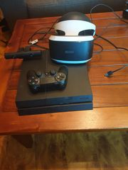 PS 4 Mit Kamera un