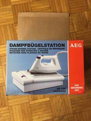 AEG DS 700 Dampfbügelstation Topzustand