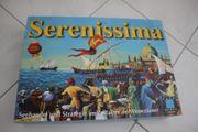 Serenissima Brettspiel vollständig mit Spielanleitung