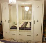 Komplettes Schlafzimmer Set Weiß Modern