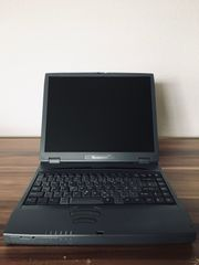 TOSHIBA Corporation NOTEBOOK Modell TECRA