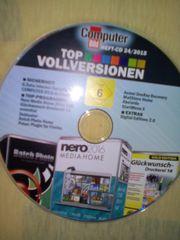 zu verschenken Computer-Bild Heft CD