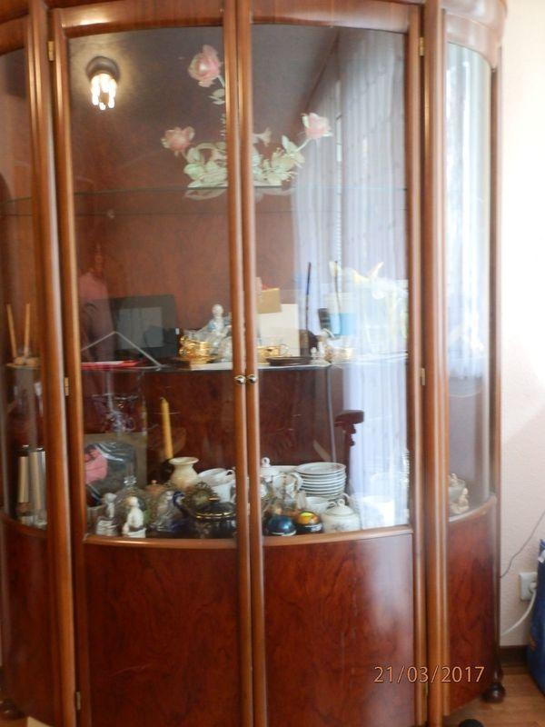 Wohnzimmer gewölp glass Vietriene