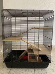 Hamster Mäuse Käfig