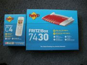 Fritz Box 7430 plus Fon