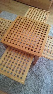 RETRO - Tisch