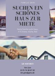 Suchen Haus oder Wohnung