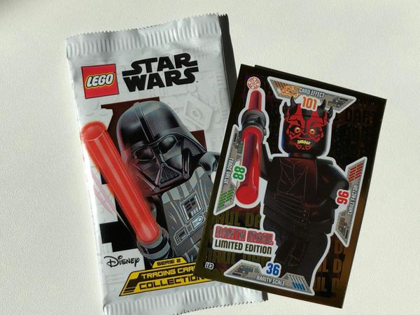 LEGO® Star Wars Trading Card