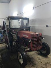 Ihc D432 Traktor Schlepper