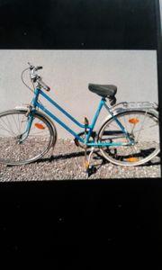 Puch Oldi Vintage fahrrad