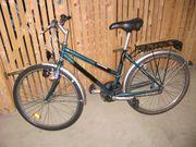 Verkaufe schönes Damenrad 26