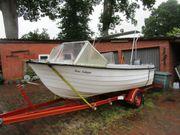 Konsolenboot Angelboot Freizeitboot Motorboot Shetland