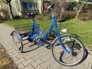 Dreirad für Erwachsene Seniorenrad Therapierad