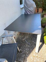 Kettler Gartentisch mit 4 Stühlen