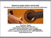 Flamenco Gitarrenunterricht