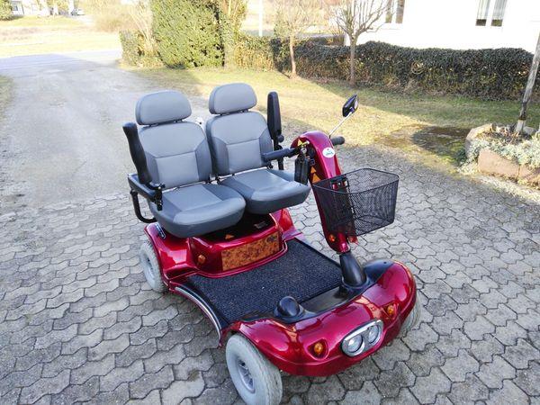 Elektromobil 2 Sitzer