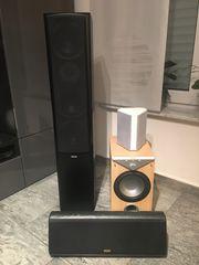 Dolby Digital 5 1 Lautsprecherset