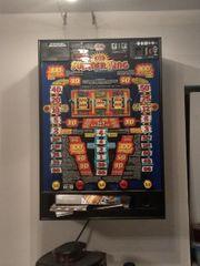 Schrank Spielautomat