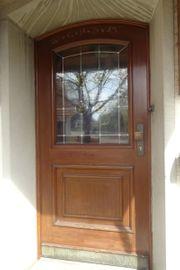 Haustüre Türe aus Eiche mit