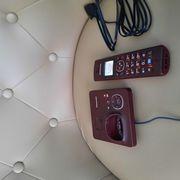 Schnurloses Telefon mit Anrufbeantworter