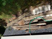 Holzbalken-und Bretter