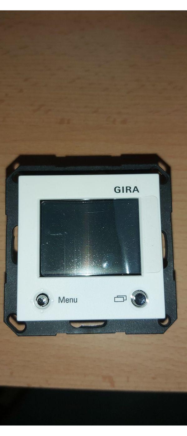 Gira TFT-Farbdisplay 128627