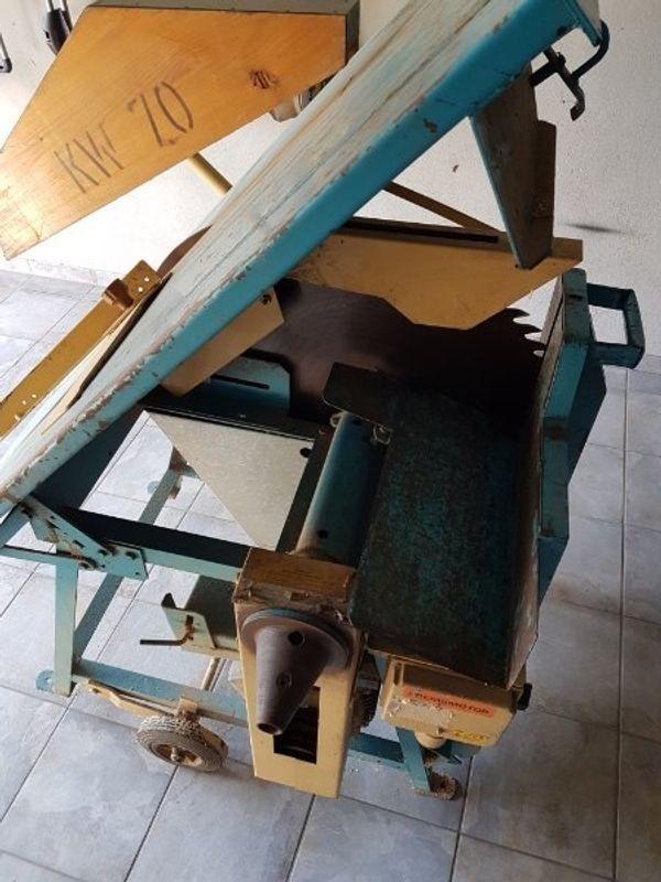 Scheppach Tisch Wipp Kreissäge Brennholzsäge