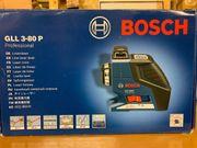 Bosch blau Laser